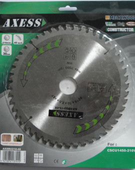 Lame Universelle 210Mm-48Dents
