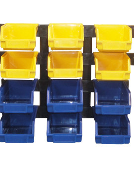 Kit Rangement Plastique Modulable