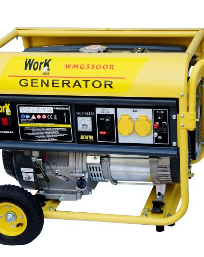 Generateur Max 5500W