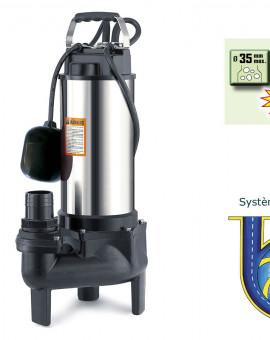 Pompe immergée système VORTEX 750 W