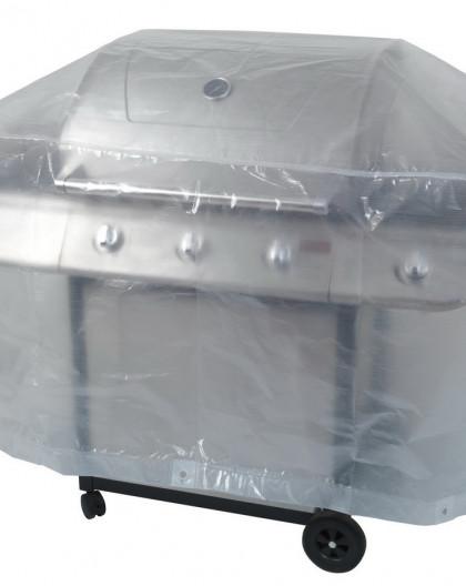 Housse pour barbecue 130x70xH80cm ECO Platinium