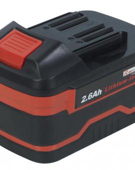 Batterie 18 volt 2600 mA Lithium