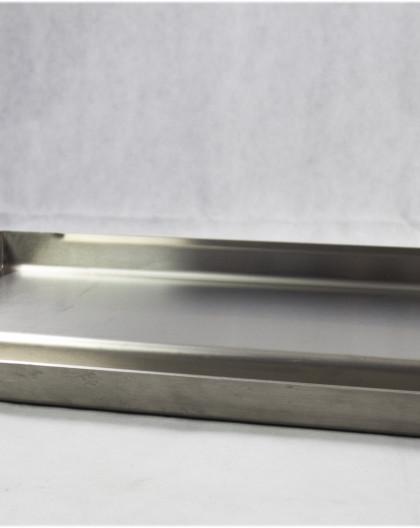 Plancha Inox 30 X 40 cm