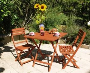 mobilier jardin salon de jardin